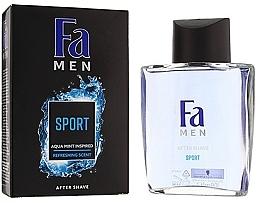 Voňavky, Parfémy, kozmetika Lotion po holení - Fa Men Sport After Shave
