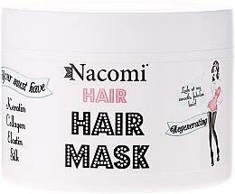 Voňavky, Parfémy, kozmetika Regeneračná maska na vlasy - Nacomi Regenerating Hair Mask