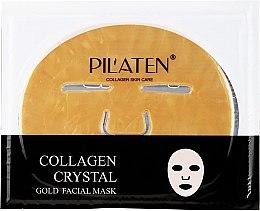 Voňavky, Parfémy, kozmetika Maska na tvár s kolagénom - Pilaten Collagen Crystal Gold Facial Mask
