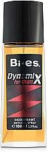 Voňavky, Parfémy, kozmetika Bi-Es Dynamix - Parfumovaný deodorant-sprej
