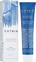 Voňavky, Parfémy, kozmetika Farbivo na vlasy bez amoniaku - Cutrin Aurora Demi Color