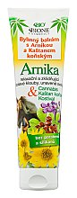 Voňavky, Parfémy, kozmetika Balzam na nohy - Bione Cosmetics Cannabis Arnika Herbal Ointment With Horse Chestnut