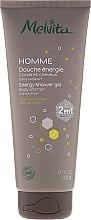 Voňavky, Parfémy, kozmetika Pánsky šampón-sprchový gél 2v1 - Melvita Homme Energy Shower Gel