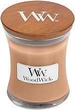 Voňavky, Parfémy, kozmetika Vonná sviečka v pohári - WoodWick Golden Milk