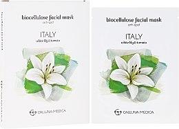 """Voňavky, Parfémy, kozmetika Textilná maska """"Taliansko"""" - Calluna Medica Italy Anti-Spot Biocellulose Facial Mask"""