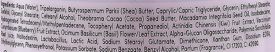 """Lotion na telo """"Čučoriedka + kivi"""" - Bielenda Vegan Smoothie Body Lotion — Obrázky N3"""