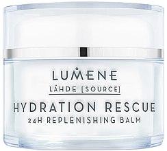 Voňavky, Parfémy, kozmetika Regeneračný balzam na tvár - Lumene Lahde Hydration Rescue 24H Nourishing Balm