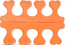 Voňavky, Parfémy, kozmetika Separátor pre pedikúru, 2562, oranžový - Donegal