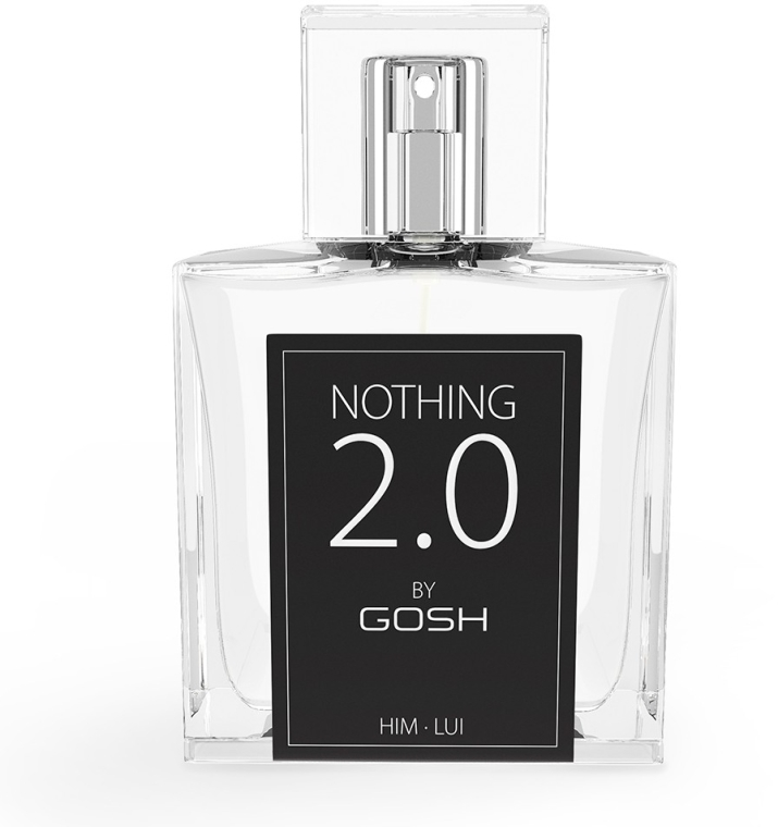 Gosh Nothing 2.0 Him - Toaletná voda