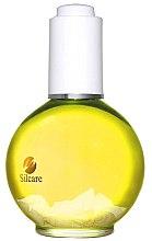 Voňavky, Parfémy, kozmetika Olej na nechty a kožičku - Silcare Nail & Cuticle Oil Lemon Yellow