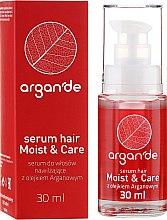 Voňavky, Parfémy, kozmetika Sérum na vlasy - Stapiz Argan'de Moist & Care Serum