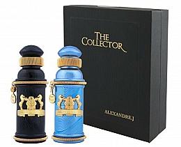 Voňavky, Parfémy, kozmetika Alexandre.J Black Muscs+Zafeer Oud Vanille - Sada (edp/30mlx2)