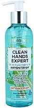 Voňavky, Parfémy, kozmetika Antibakteriálny gél na umývanie rúk - Bielenda Clean Hands Expert Antibacterial Hands Washing Gel (s dávkovačom)