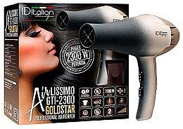 Voňavky, Parfémy, kozmetika Sušič vlasov - Iditalian Airlissimo GTI 2300 Gold Star