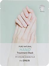 Voňavky, Parfémy, kozmetika Maska na ruky - The Saem Pure Natural Hand Treatment Mask