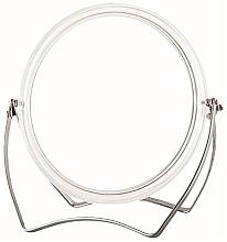 Voňavky, Parfémy, kozmetika Obojstranné zrkadlo na metalickej dlhej podložke - Inter-Vion