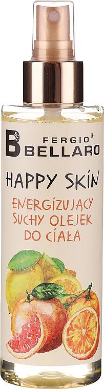 Suchý olej na telo - Fergio Bellaro Happy Skin Energizing Dry Oil