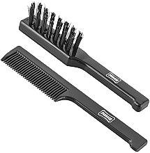 Voňavky, Parfémy, kozmetika Sada na starostlivosť o bradu a fúzy - Proraso Moustache Comb and Beard Brush Set (brush/2pcs)