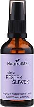 Voňavky, Parfémy, kozmetika Olej zo slivových jadier - NaturalME (s dávkovačom)