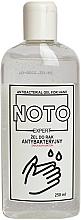 Voňavky, Parfémy, kozmetika Antibakteriálny gél na ruky - Noto Expert Antibacterial Gel For Hand