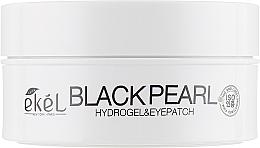 Voňavky, Parfémy, kozmetika Hydrogélové náplasti pod oči s čiernou perlou - Ekel Ample Hydrogel Eyepatch