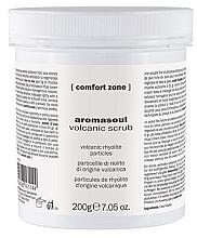 Voňavky, Parfémy, kozmetika Scrub na telo - Comfort Zone Aromasoul Volcanic Scrub