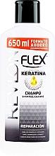 Voňavky, Parfémy, kozmetika Šampón pre poškodené vlasy - Revlon Flex Keratin Shampoo