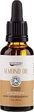 Voňavky, Parfémy, kozmetika Mandľový olej - Wooden Spoon Almond Oil