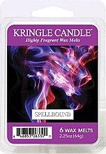 Voňavky, Parfémy, kozmetika Vosk pre aromatickú lampu - Kringle Candle Spellbound