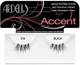 Voňavky, Parfémy, kozmetika Falošné riasy - Ardell Lash Accents Black 318