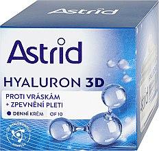 Voňavky, Parfémy, kozmetika Denný krém na tvár - Astrid Hyaluron 3D
