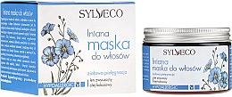 Voňavky, Parfémy, kozmetika Ľanová maska na vlasy - Sylveco Flaxseed Hair Mask