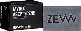 Voňavky, Parfémy, kozmetika Aseptické mydlo s koloidným striebrom - Zew Aseptic Colloidal Silver Soap