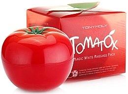 Voňavky, Parfémy, kozmetika Rozjasňujúca paradajková pleťová maska - Tony Moly Tomatox Magic White Massage Pack