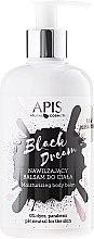 Voňavky, Parfémy, kozmetika Hydratačné mlieko pre télo - APIS Professional Black Dream