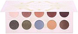 Voňavky, Parfémy, kozmetika Paleta očných tieňov - Zoeva Screen Queen Eyeshadow Palette