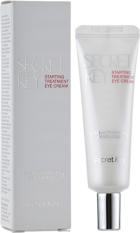 Anti-age očný krém - Secret Key Starting Treatment Eye Cream — Obrázky N2