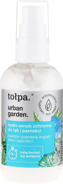 Sérum na ruky a nohy - Tolpa Urban Garden Hand & Nail Hydro Serum