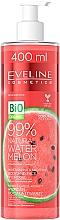 Voňavky, Parfémy, kozmetika Melónový hydrogél na telo a tvár - Eveline Cosmetics 99% Natural Watermelon