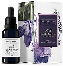 Voňavky, Parfémy, kozmetika Sérum na tvár č. 3 - Edible Beauty No. 3 Exotic Goddess Ageless Serum