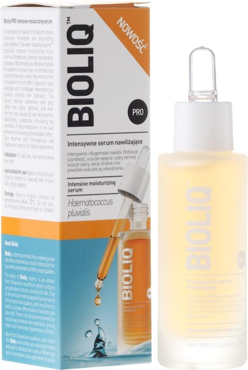 Intenzívne hydratačné sérum - Bioliq Pro Intensive Moisturizing Serum