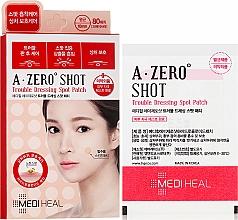 Voňavky, Parfémy, kozmetika Náplasti na tvár - Mediheal A-Zero Shot Trouble Dressing Spot Patch