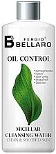 Voňavky, Parfémy, kozmetika Micelárna voda pre mastnú pleť - Fergio Bellaro Oil Control Micellar Cleansing Water