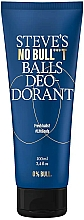 Voňavky, Parfémy, kozmetika Dezodorant - Steve`s No Bull***t Balls Deo-dorant