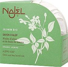 Voňavky, Parfémy, kozmetika Mydlo s jazmínovou extraktom - Najel Jasmin Aleppo Soap