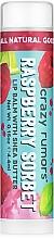 Voňavky, Parfémy, kozmetika Balzam na pery - Crazy Rumors Raspberry Sherbet Lip Balm
