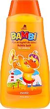 """Voňavky, Parfémy, kozmetika Prostriedok na kúpanie """"Exotika"""" - Bambi"""