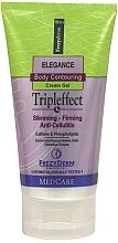 Voňavky, Parfémy, kozmetika Spevňujúci telový krém-gél proti celulitíde - Frezyderm Elegance Body Countouring Tripleffect Cream Gel