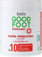 Voňavky, Parfémy, kozmetika Kúpeľ nôh - Delia Cosmetics Good Foot Podology Nr 1.0