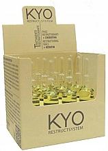 Voňavky, Parfémy, kozmetika Ampulky do vlasov - Kyo Restruct System Fiale Keratiniche Ristrutturanti